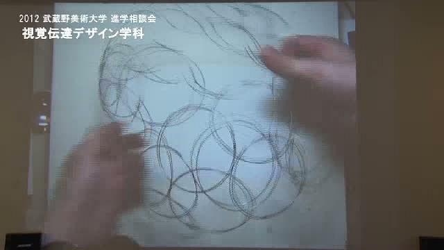 視覚伝達デザイン学科 - 2012進学相談会